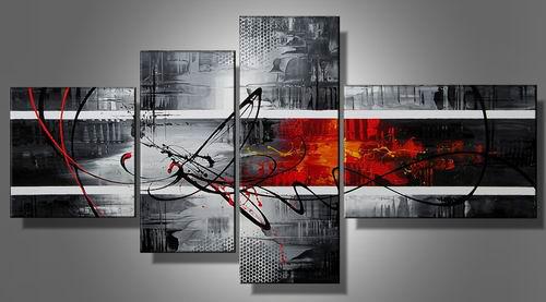 Abstrakt Warszawa