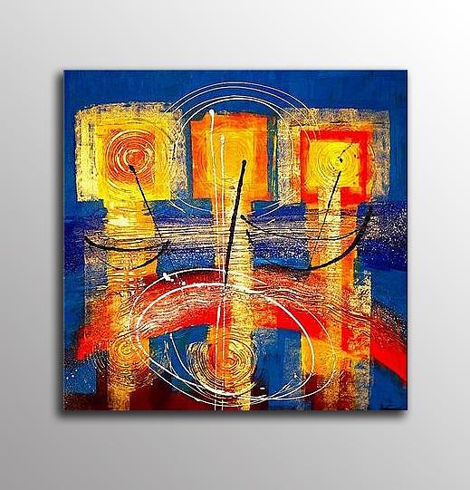 Abstract Venezia