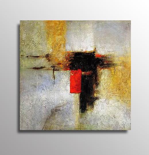 Abstrakt Oljemålning Arezzo