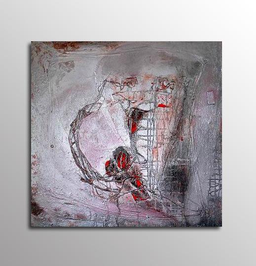 Abstrakt Oljemålning Barletta