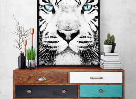 Poster - Tiger
