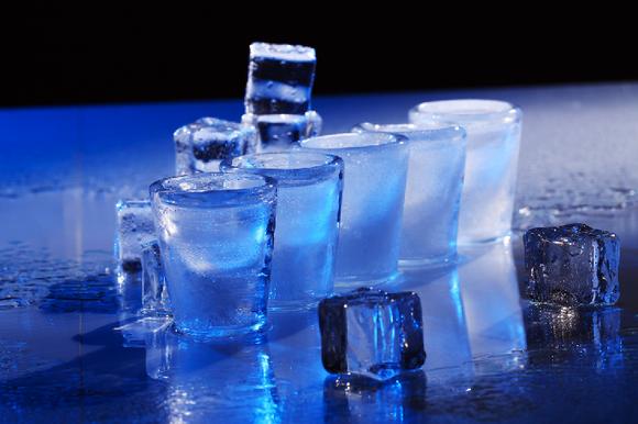 Ice Bar Canvasprint