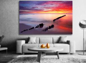 Dream Island - Underbar sommar solnedgång