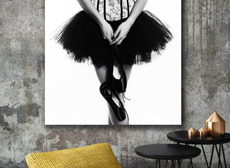 Photo Art - Ballerina