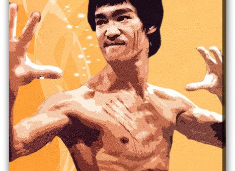Bruce Lee Tavla