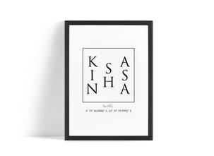 Kinshasa Poster