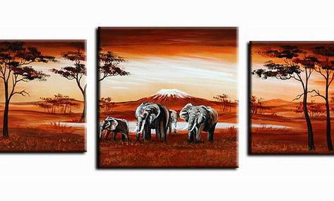 Afrika Landscape