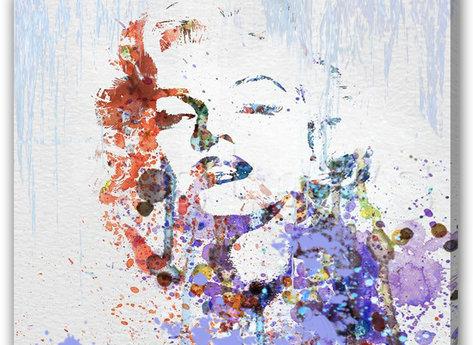 Marilyn Monroe Tavla - Mystical