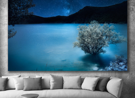 Photo Art - Moonlight