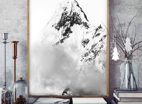 Prints - Mountain Hills