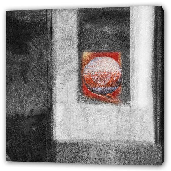 Abstrakt Tavla - Red Star