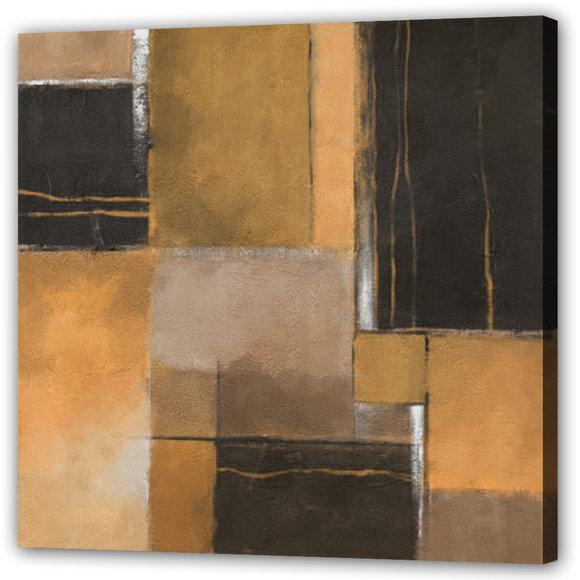 Abstrakt Tavla - Desert Wind