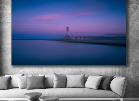 Photo Art - Blue Dreams