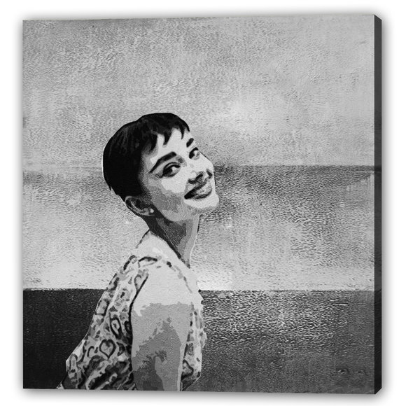 Audrey Hepburn - Tavla