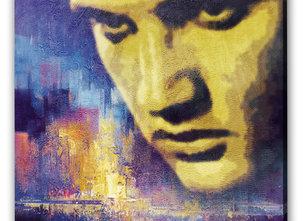Elvis Tavla - The King