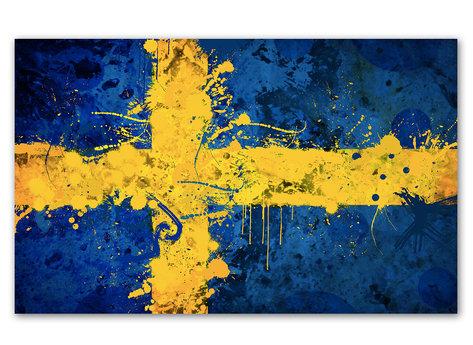 Svensk Flagga - Sweden