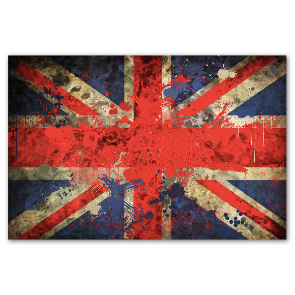 Storbritanniens Flagga - Great Britain