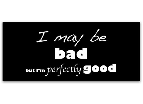 Perfectly good