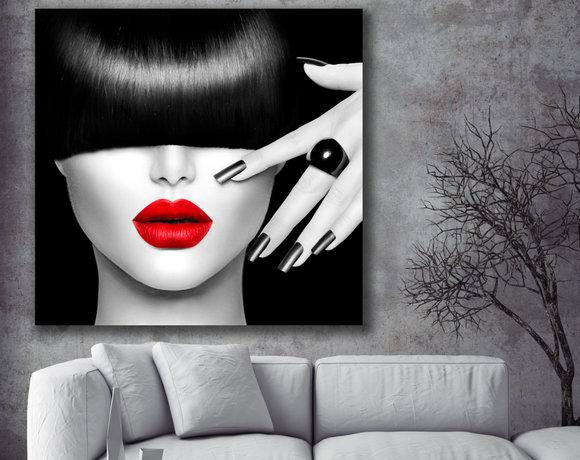 Poster  - Tavla - Lady
