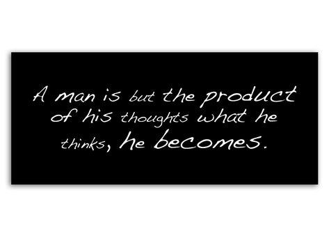Texttavla -A man is