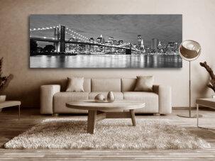 Canvastavla - New York