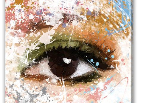 Irresistible eye