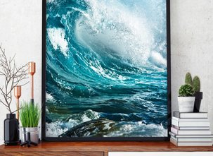 Poster  - Tavla - Sea