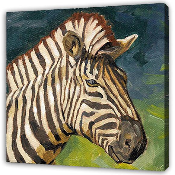 Tavla Wild Zebra