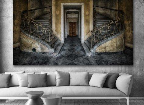 Ljuddämpande - Stairs
