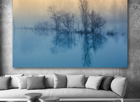 Photo Art - Reflection