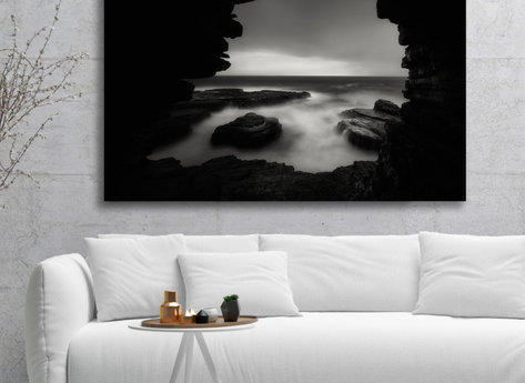 Photo Art - Cave