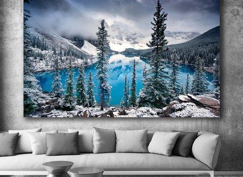 Ljuddämpande - Frozen