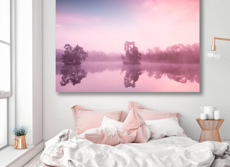 Photo Art - Pink Dawn