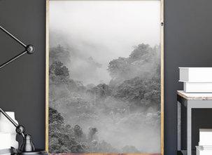 Poster  - Tavla - Fog