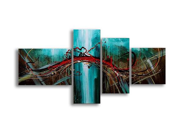 Abstract Aqua