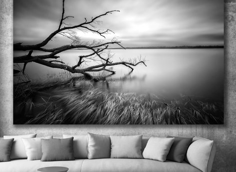 Photo Art - Lake