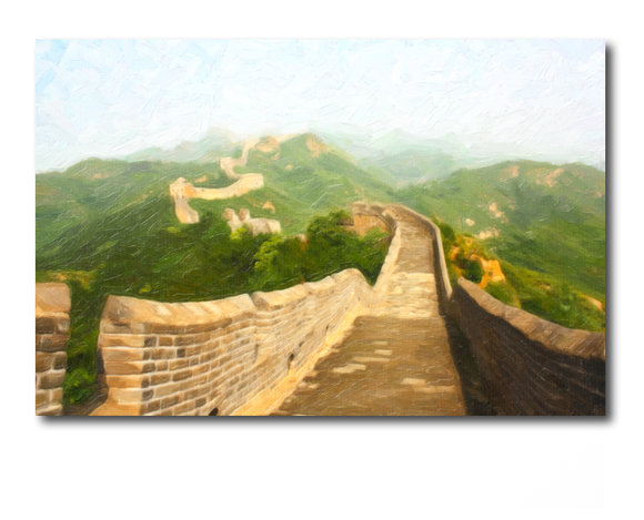 Tavlor - Great Wall of China