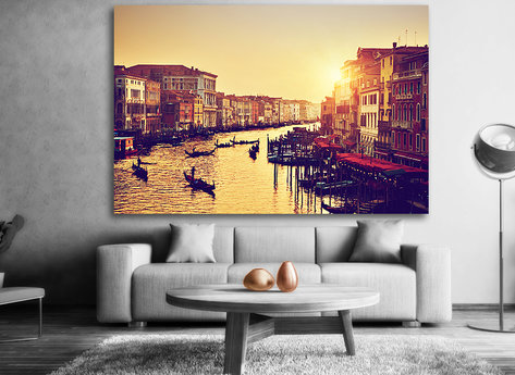Venedig tavla