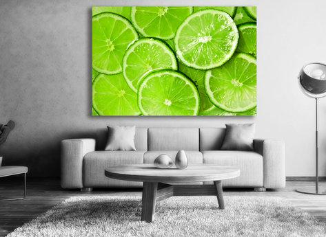 Lime tavla