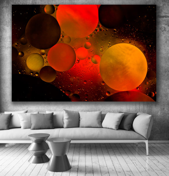 Photo Art - Bubbles