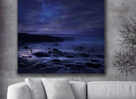 Blå Tavla - Nätter