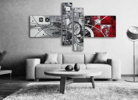 Abstrakt La Red