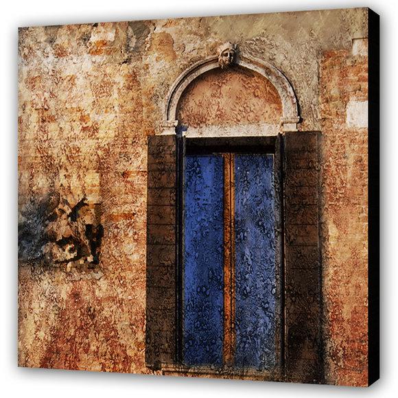 Abstrakt Tavla - Venice